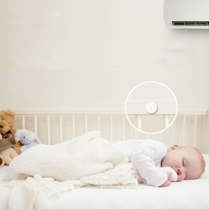 Image 4 - new Xiaomi Mi Smart Temperature and Humidity Sensor Put the baby Home office Work With Android IOS Mi home APP