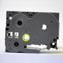 5PCS Flexble Label Tape TZ-FX651 Tze-FX651 Compatible for Brother 24MM*8M for P-touch Label Maker