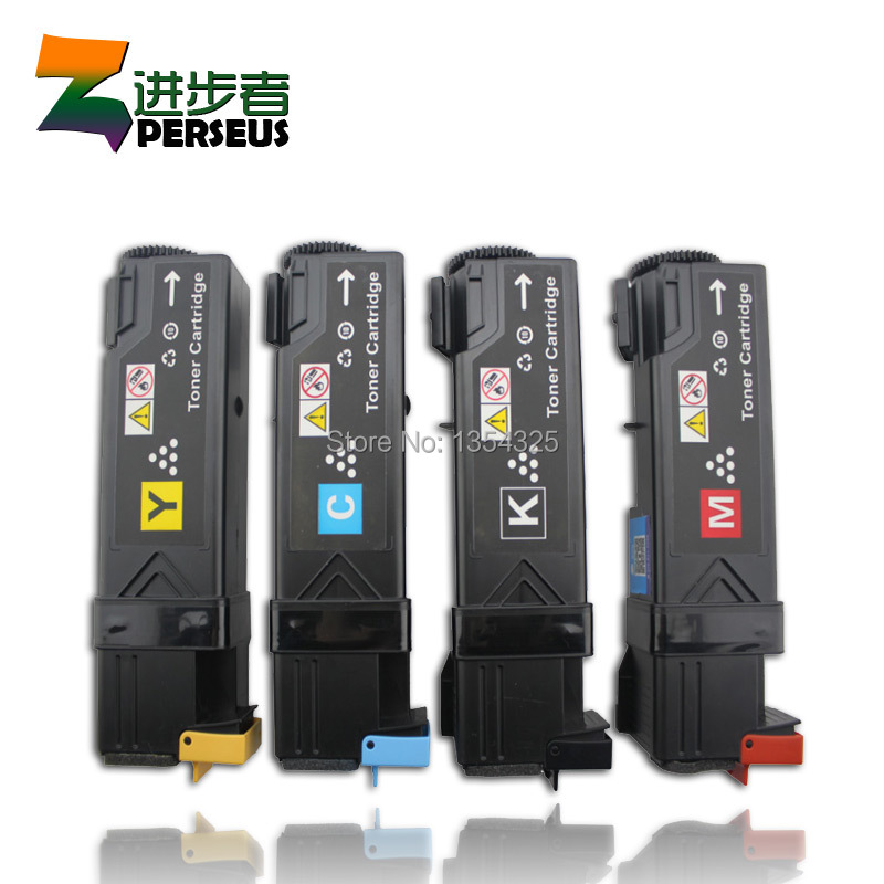 4 Pack HIGH QUALITY TONER CARTRIDGE FOR XEROX Phaser 6130 6130N 6130DN PRINTER COMPATIBLE XEROX 106R01282/83/84/85 106r00861 drum chip for xerox phaser 7500 laser printer toner cartridge 80k
