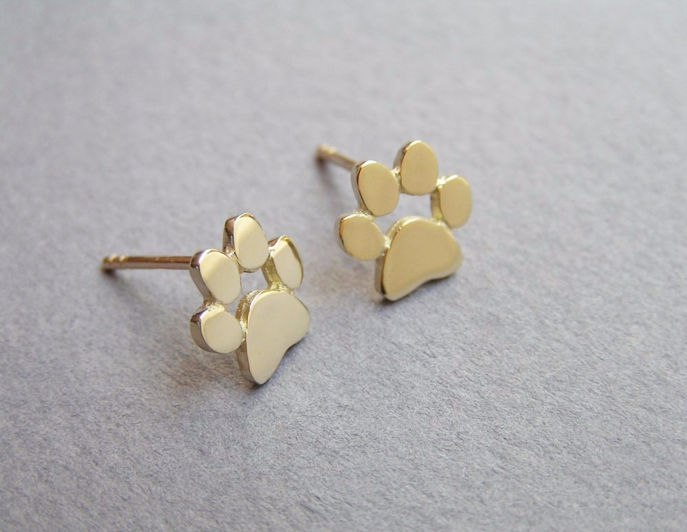 NEW FASHION CUTE PAW PRINT EARRINGS-Cat Jewelry-Free Shipping NEW FASHION CUTE PAW PRINT EARRINGS-Cat Jewelry-Free Shipping HTB1ONDcLpXXXXXDXVXXq6xXFXXXM