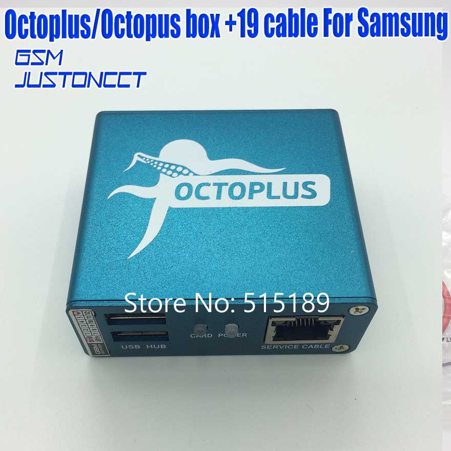 Original new Octopus box V 2 6 6 for Samsung New Edition