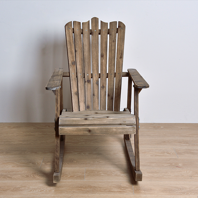 buy outdoor furniture rocking chair wood
