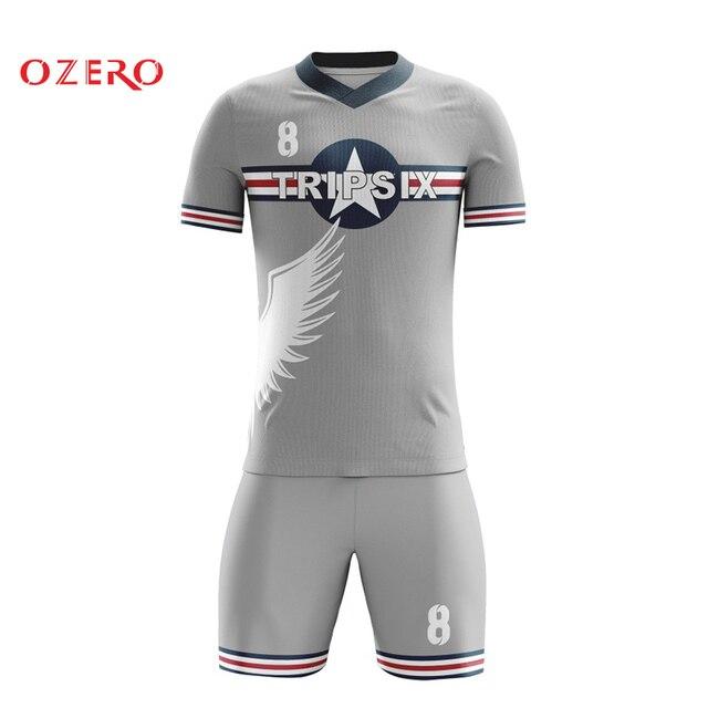 a3ed417b1c028 Barato camisas de futebol autênticos melhores uniformes de times de futebol