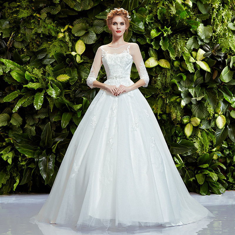 Wedding Dress Thailand Promotion-Shop for Promotional ...