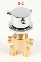 Shower Mixing Valve Brass Bathtub Mixer Set Of Taps For Hot And Cold Water Switch Shower