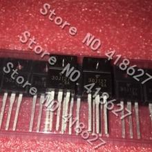100 шт./лот 30J127 GT30J127 TO 220F, широко используемая плазменная трубка с жидкими кристаллами