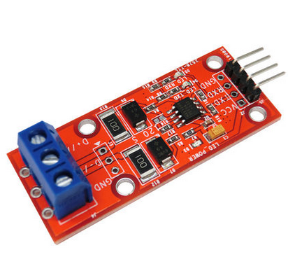 1pcs CMOS To RS485 Module 485 To Serial UART Level Mutual Conversion Hardware Automatic Control Flow