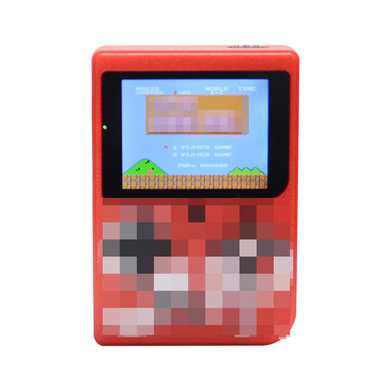 Super Mario Children handheld game console Electronic Pets Toys Educational Electronic Toys Portable Built-in 129 Games велосипедные перчатки wwf in the ring electronic handheld wrestling game