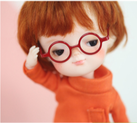 1 8 BJD Doll Smile Meng