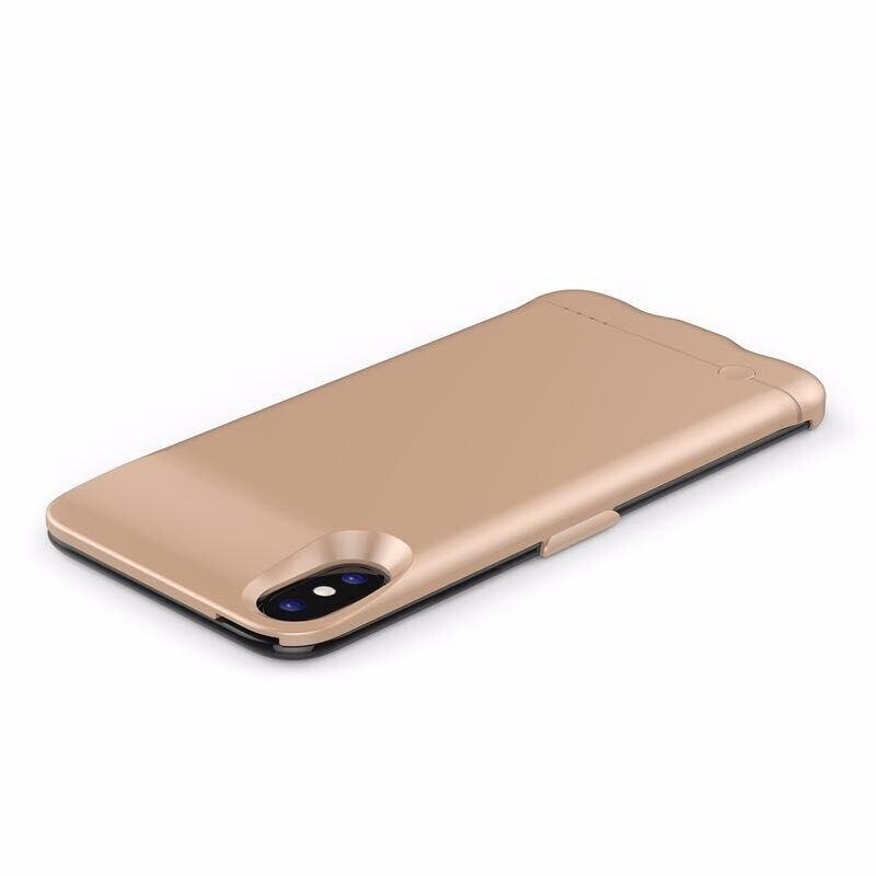 5200 font b Mah b font Backup Battery Charger for iPhoneX iPhone X IpX 5200mAh External