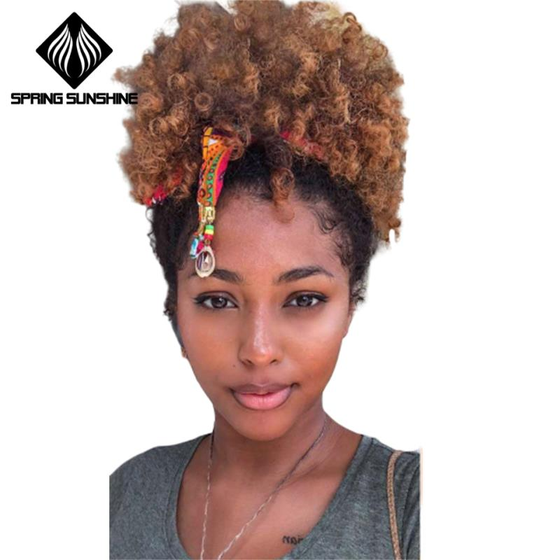 Cumpără Extensii Sintetice Spring Sunshine Hair Bun Kanekalon High