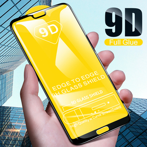 For Huawei p20 pro p30 lite light tempered glass cover for huawei p8 p9 lite 2017 p10 p smart plus screen protector p 20light(China)