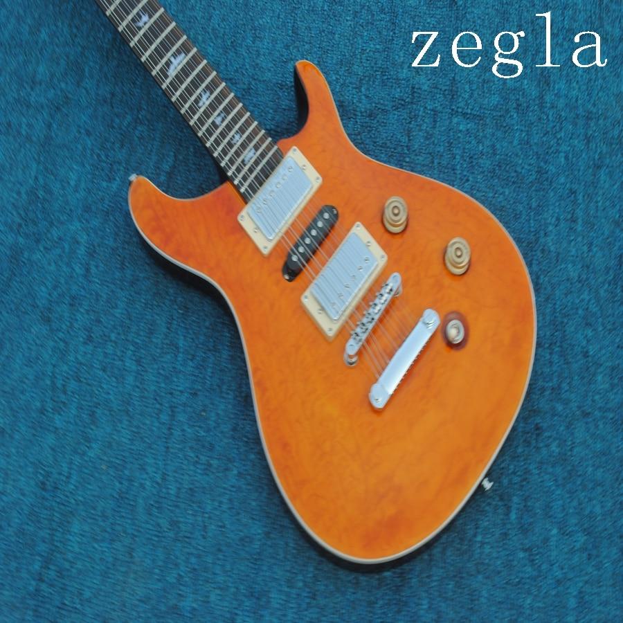 Meilleure vente de guitare 2019 personnalisée, matériel chromé, guitare 12 cordes. fabriqué en chine. Livraison gratuite