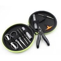 Portable Vape Coil Tool Master DIY Kit Coil Smart E Cigarette RBA RDA RDTA Tools Coiling