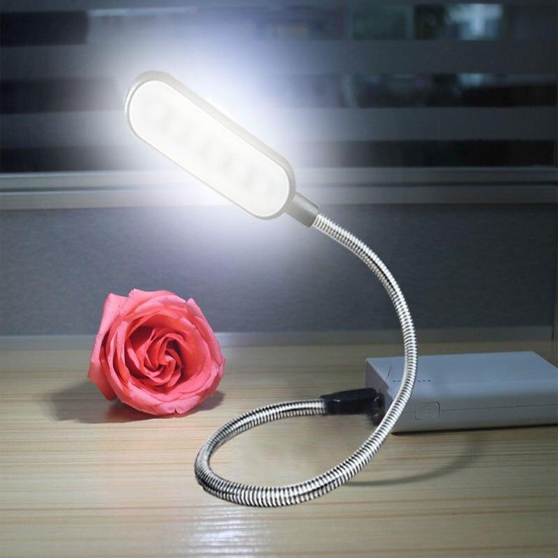 Lámpara de escritorio LED Flexible para niños, luz LED plegable con protección ocular para estudiantes, estudio, lectura, Luminaria, portátil