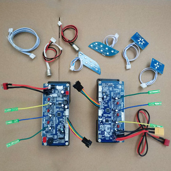 Carte mère originale de contrôle de Double système de Scooter de 6.5/8/10 pouces pour 2 roues auto équilibrant les pièces électriques de Hoverboard