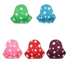 Baby highchairs Kids Children High Chair for babies Cushion Cover Booster Mats Pads Feeding Chair Cushion Stroller Seat Cushion(China)
