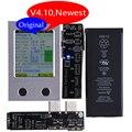 Новейший Apple iPhone аккумулятор тестер для iPhone X 8 8 P 7 7 P 6 6 P 6 S 6SP 5 5S 4 4S Батарея Checker a Key Clear Cycle