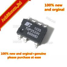 10pcs 100% new and orginal TOP252GN Enhanced EcoSmart, Integrated Off-Line Switcher with A