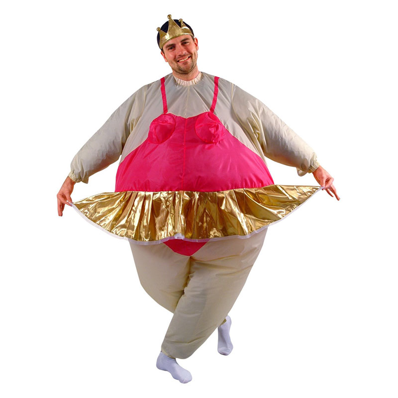 Compare prices on inflatable fat suit online shopping buy for Gonfiabili halloween
