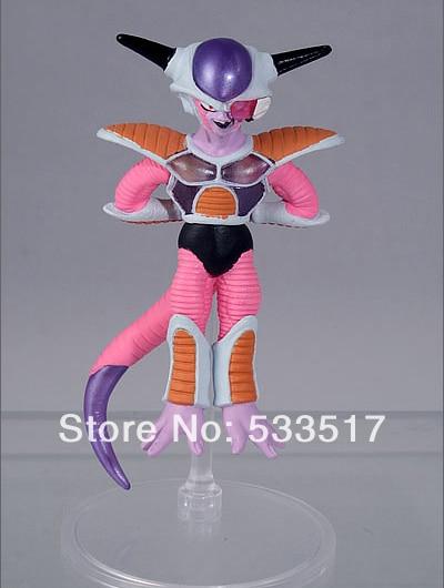 Japan Anime ( Original BANDAI ) Dragonball Dragon Ball Z/Kai Gashapon Dolls Toys HG Action Figure SP-3 Frieza/Freeza (1st Form) - PrettyAngel Store store