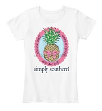 77eb310e T Shirts Online MenS Short Simply Southern Stand Tall Wear A Crown Crew  Neck Summer Tee