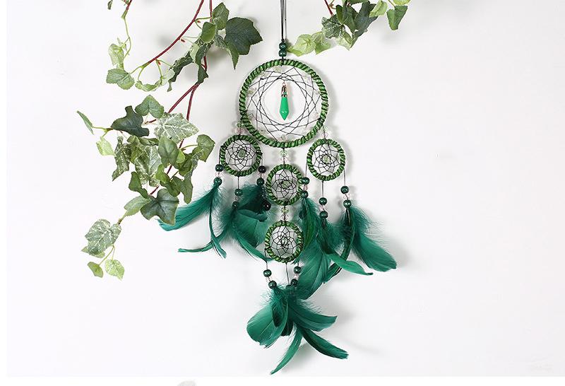 Attrape Rêve Vert 11
