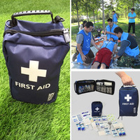 168 Piece Ultimate Emergency Advanced Extensive Robust Durable First Aid Kit