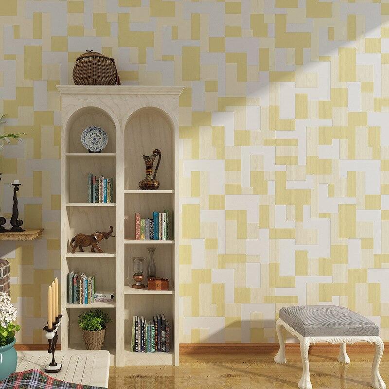 ФОТО Cheng Shuo 3D wallpaper modern stereo living room TV backdrop of non-woven wallpaper mosaic