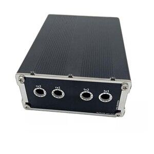Image 4 - NEW 1 PC Vỏ Bằng Nhôm Màu Đen trường hợp Bìa vỏ USB sử dụng phổ biến cho LimeSDR Lime Green SDR Loại MỘT Loại  B