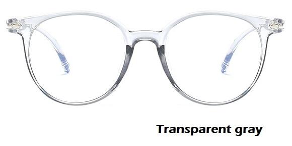 Transparent gray