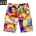 Hombres Junta Beach Shorts Junta Shorts Bermuda Marca Hawaii Pantalones Cortos Masculino Verano