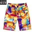 Men Beach Board Shorts Masculino Summer Board Shorts Bermuda Brand Hawaii Short Pants
