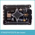 Высокое Качество Совет По Развитию ARM STM32F407ZGT6 M4 STM32F4 Доска Совместимость Нескольких Расширение
