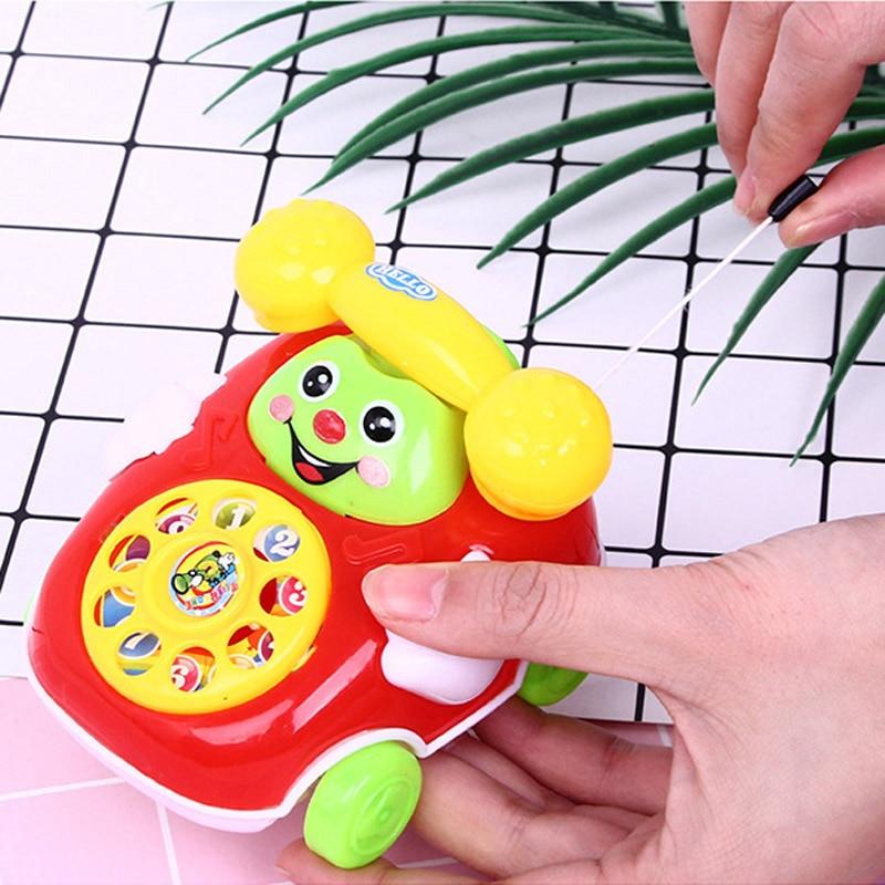Baby Toys Children Toys Educational Toys Cartoon Smile Phone Car Developmental Kids Toy Gift B0800 Choice Materials Toys & Hobbies