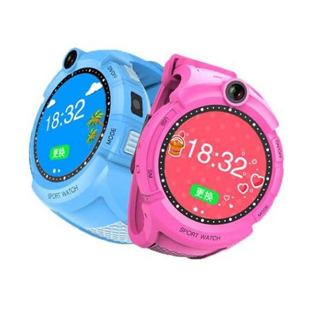 84a4efa9eaf Bebê Relógio Inteligente Q360 VM50 GPS Telefone Do Relógio Crianças relógio  Inteligente com Câmera Lanterna SOS Anti lost para Android IOS PK Q50 Q90  em ...
