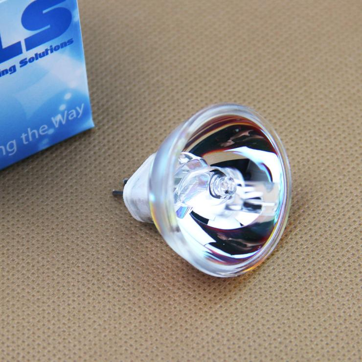 10pcs/Lot Halogen Bulb SZ51 SZ61 SZ2-LGB SZ2-ILA-LGB-S Cup Bulb Lamp For KLS JCR 12V22WA/3 Microscope lamp Free Tracking kls jcr 9 5v55w kls jcr 9 5v55w japan halogen lamp 9 5v 55w reflector photometer bulb hunter spectrphotometer