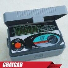 Buy online KYORITSU Digital Earth Resistance Tester 4105A-H Multimeter With Hard Case Kyoritsu 4105A-H