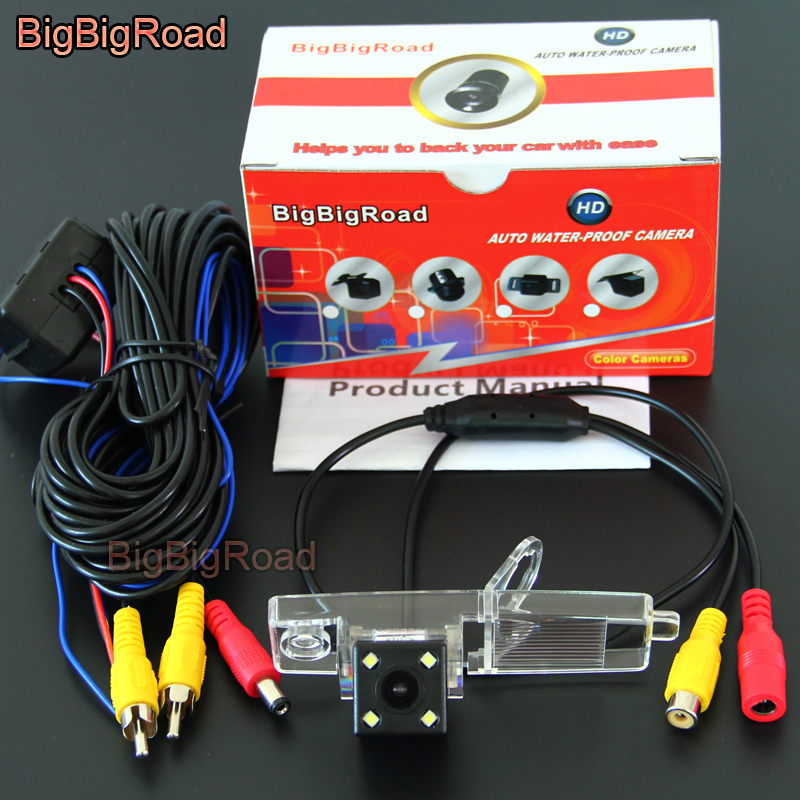 BigBigRoad Car Rear View Camera For <font><b>Lexus</b></font> RX 300 <font><b>RX300</b></font> <font><b>1998</b></font> -<font><b>2003</b></font> GS300 GS350 GS430 GS460 GS450h Night Vison CCD Parking Camera image