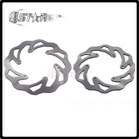 Motorcycle Front Rear Brake Disc Rotor Set For KTM EXC EXCF SX SXS SXF XC XCW