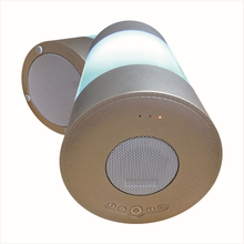 Portable LED Wireless Bluetooth Speaker Outdoor Camping With Mosquito Lamp Colorful Night Light