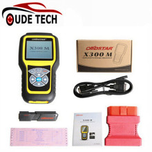 OBDSTAR X300M OBDII Odometer Correction X300 M Mileage Adjust Diagnose Tool (All Cars Can Be Adjusted Via Obd)