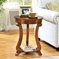 Console Tabelas Sala de estar Móveis Para Casa Móveis de madeira maciça estilo Americano Europeu Console Tabelas venda inteira 46*59 CENTÍMETROS nova