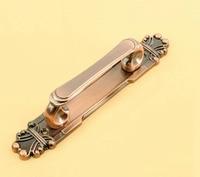 Fashion Design Villa Door Handle Door Handle Invisible Door European Antique Copper Handle C C 195mm