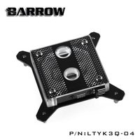 Barrow 115X Transparent Acrylic CPU Waterblock 0 3MM Microcutting Micro Waterway LTYK2Q 03