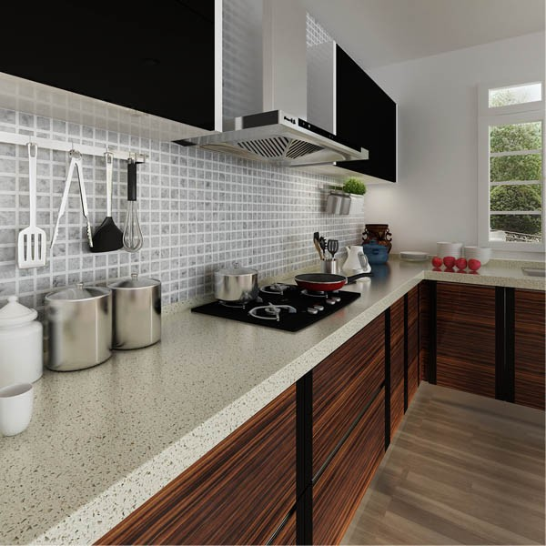 Kenya Modular Project Affordable Modern U Shaped PVC Kitchen Cabinets In  Living Room Sets From Furniture On Aliexpress.com | Alibaba Group