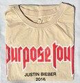 Vfiles Justin Bieber Temor De Dios Propósito Tour T Camisa de Los Hombres/de Las Mujeres mi Mamá No Te Gusta que Letra Impresa Tops Camiseta de Hip Hop Streetwear