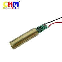 10pcs Lot 532nm 10nW GREEN Laser Pointer Module With High Stability High Concentricity Sight Free Shipping