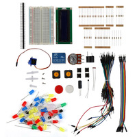 LESHP Professional New Project 1602 LCD Starter Kit For Arduino UNO R3 Mega 2560 Servo PDF