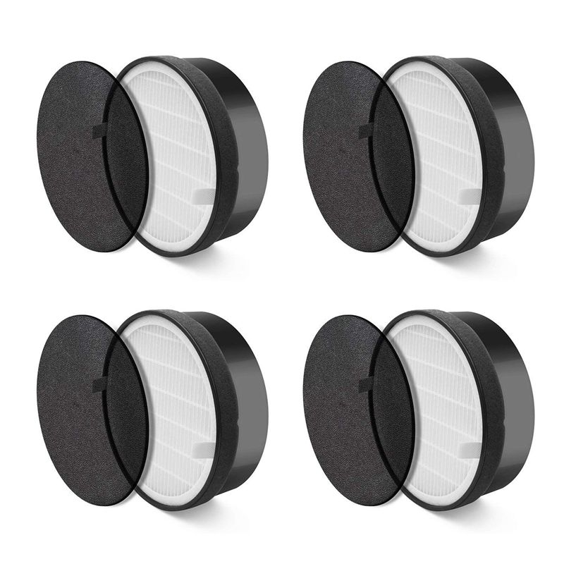Hot! Air Purifier LV-H132 Replacement Filter (4 Pack)Hot! Air Purifier LV-H132 Replacement Filter (4 Pack)